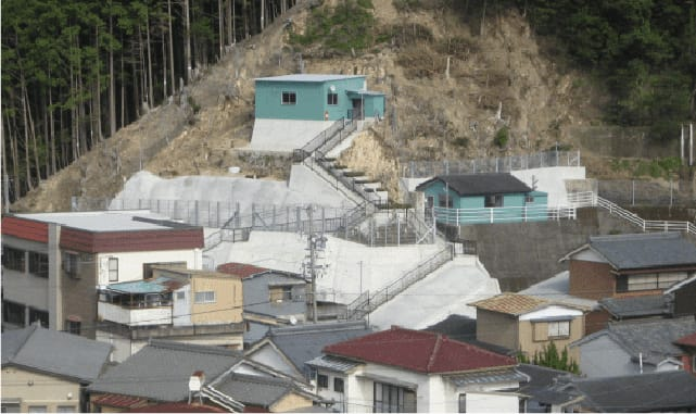 釜土避難所1